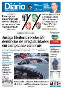 Jornal Diário de Suzano - 14/11/2020