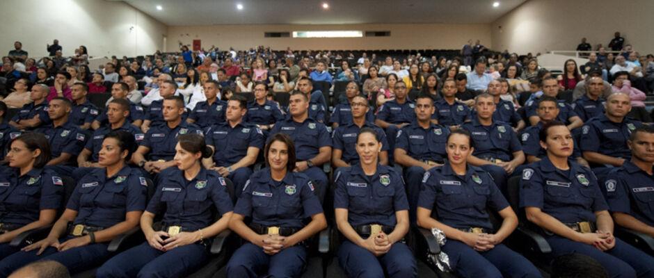 Guarda Municipal de Mogi passa a contar com 40 novos profissionais
