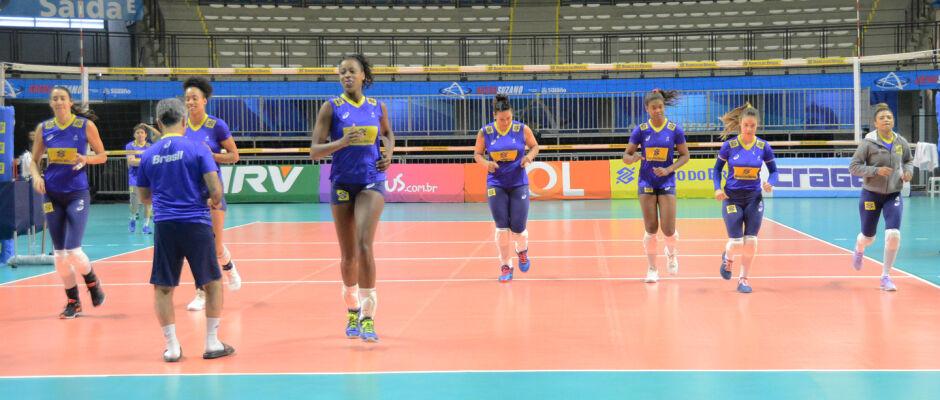 Arena Suzano recebe amistoso de vôlei neste domingo; partida terá transmissão no Esporte Espetacular