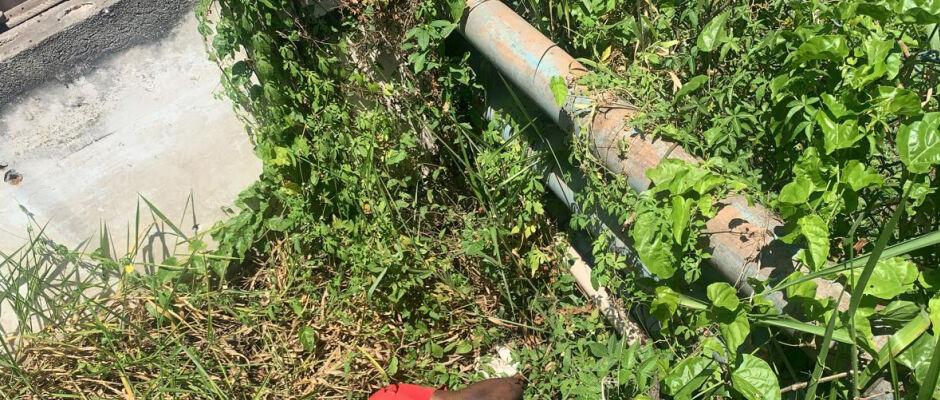 Suspeito morre enquanto furtava fios na Av Jorge Bei Maluf