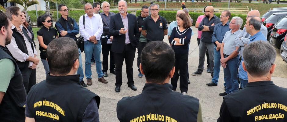 Prefeitura de Suzano e Crea-SP iniciam fiscalização de obras e empreendimentos