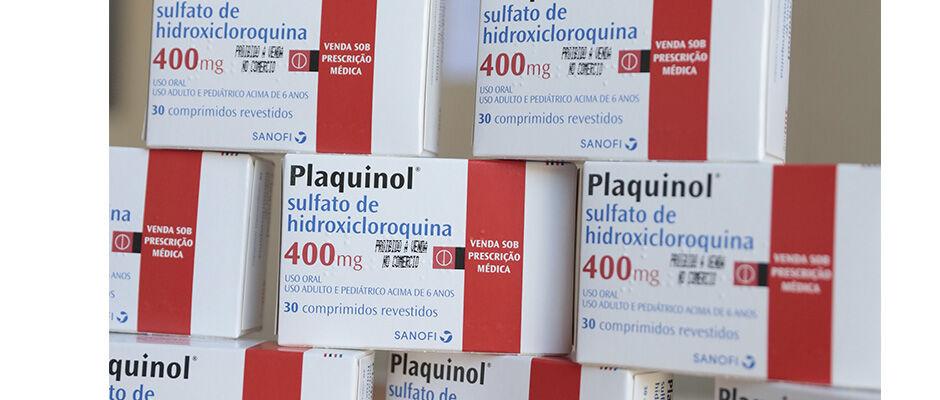 Uso da cloroquina vai ficar a critério médico, diz Secretaria de Saúde