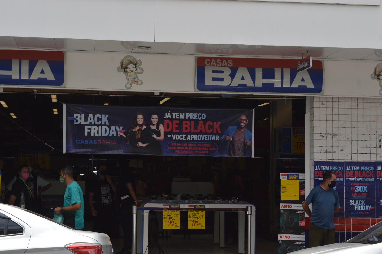 Lojistas de Suzano começam os preparativos para a Black Friday