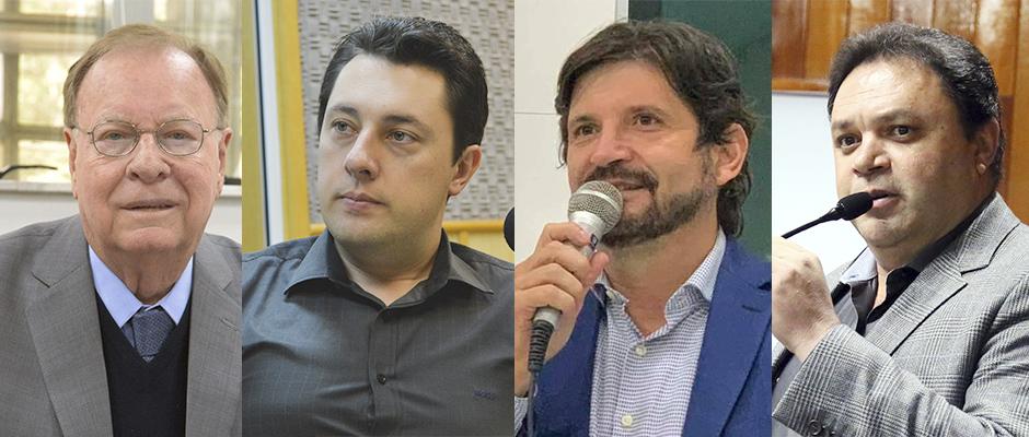 Deputados comentaram sobre a ajuda para os novos prefeitos eleitos nas cidades da região. Parceria será importante