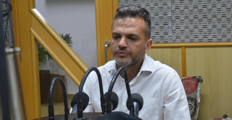 Prefeito eleito durante participação no programa DS Entrevista