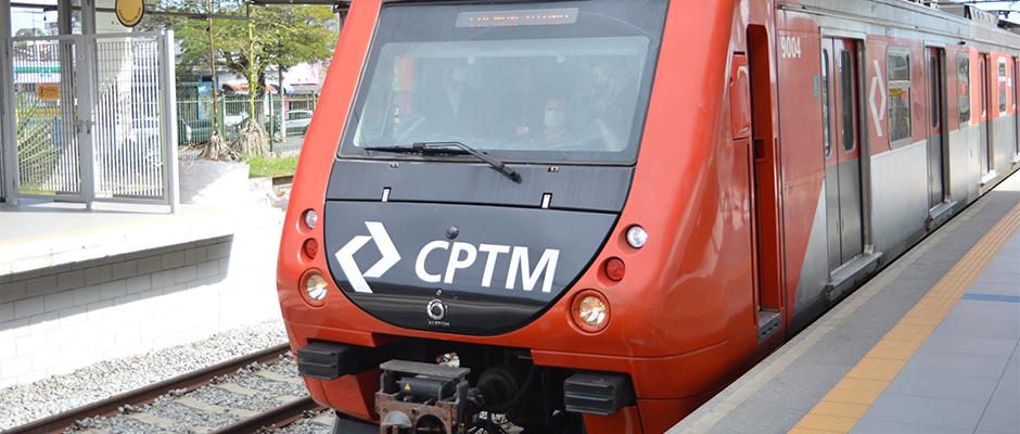 CPTM vai investir nas linhas ferroviárias da região