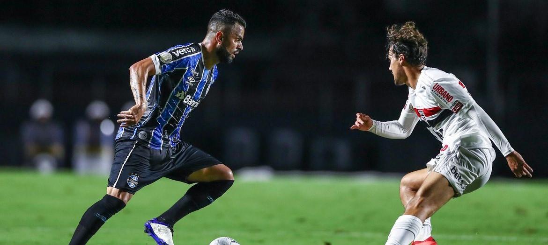 São Paulo e Grêmio decidem vaga na final da Copa do Brasil