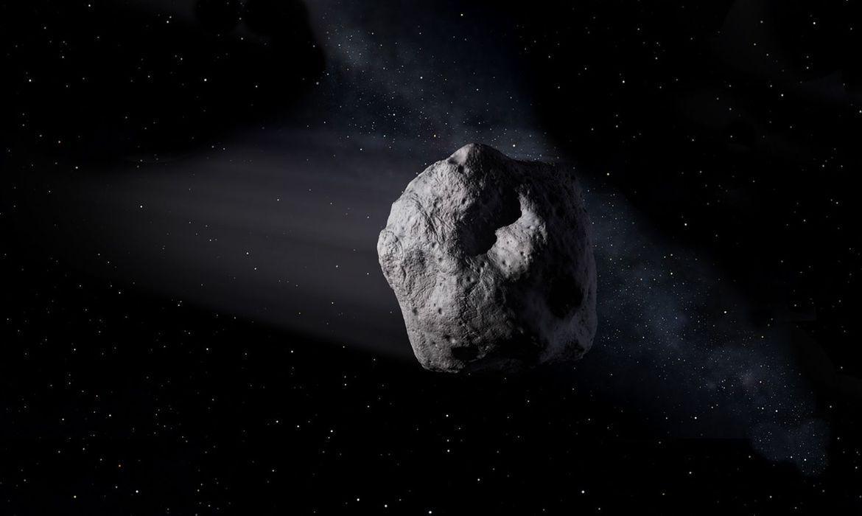 Estudante brasileira descobre asteroide