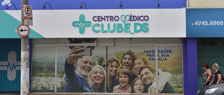 Centro Médico Clube DS presta serviço com muita excelência, eficiência e agilidade