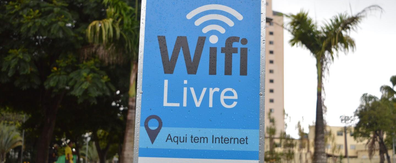 Suzano prevê ampliação de wi-fi em locais públicos