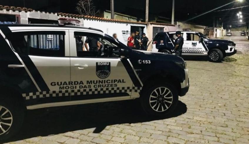 Guarda Municipal de Mogi faz ação no Carnaval e flagra tráfico de drogas