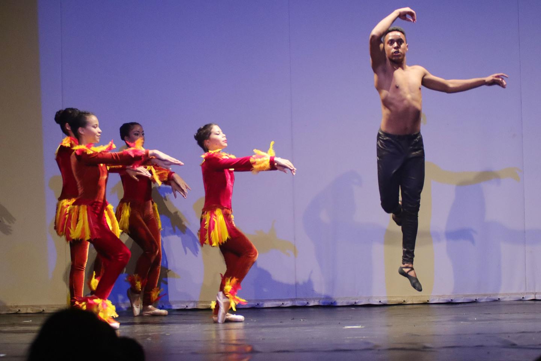 Dança: para abril deste ano, está prevista uma mostra e conferência da linguagem. A ideia é trazer apresentações e debates sobre a modalidade artística