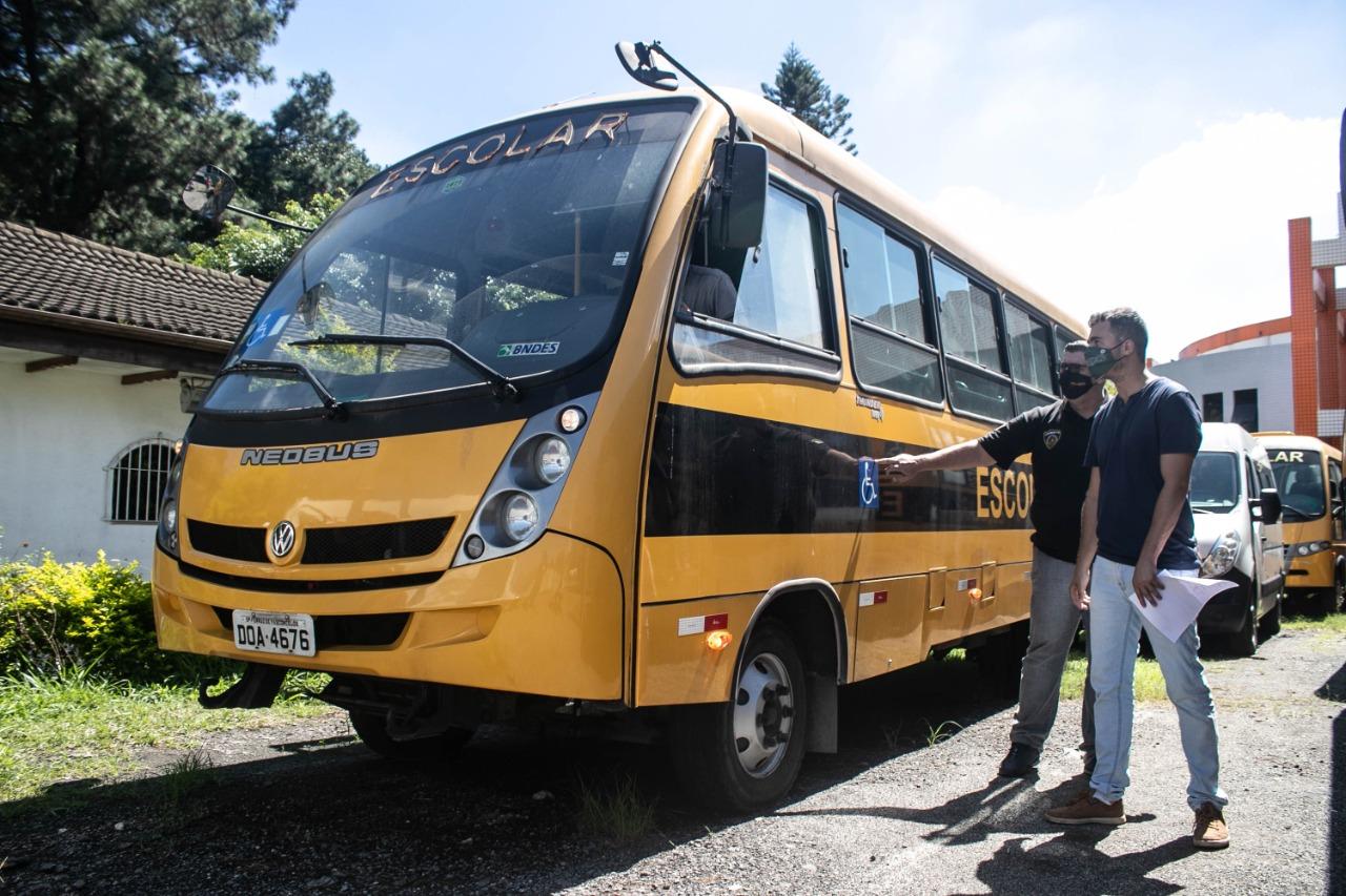 Secretário da pasta, Álvaro Costa, o Kaká, afirmou que o objetivo da ação é verificar a condição dos veículos e de seus itens de segurança