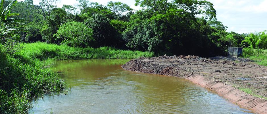 Rio Taiaçupeba-Mirim terá obras de desassoreamento parcial