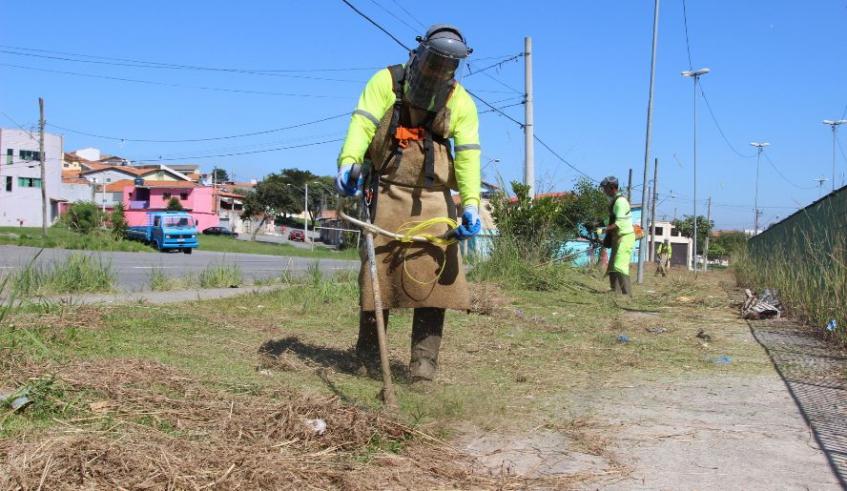 Quatro bairros de Mogi receberão neste sábado mutirão de limpeza pública