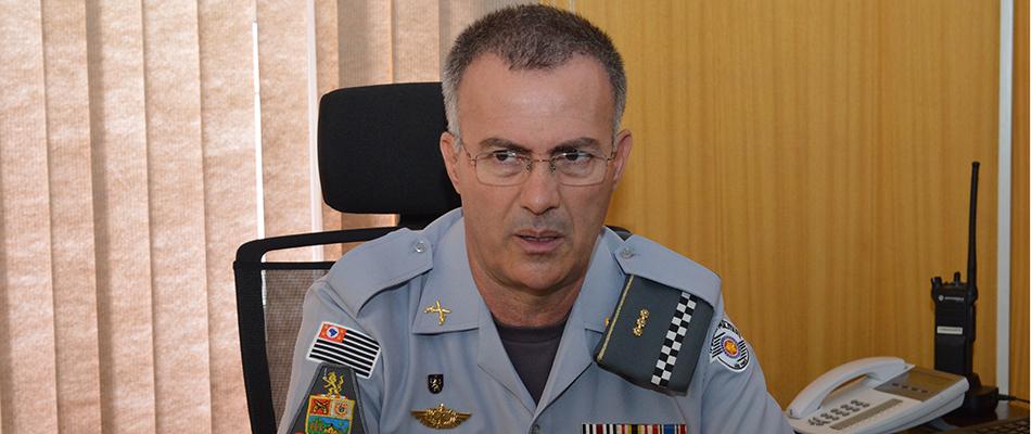 Prado é ex-comandante da PM no Alto Tietê