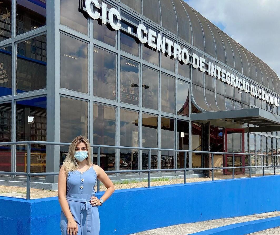 Juliane Gallo assume como coordenadora do CIC de Ferraz de Vasconcelos