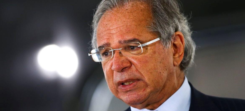 Arrecadação de março superou as melhores expectativas, diz Guedes