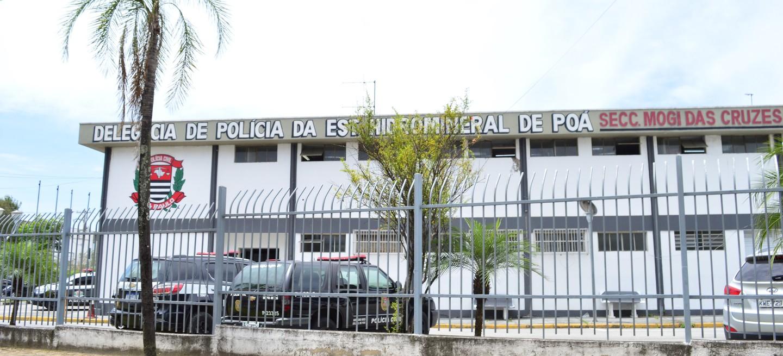 Caso foi registrado na Delegacia de Poá