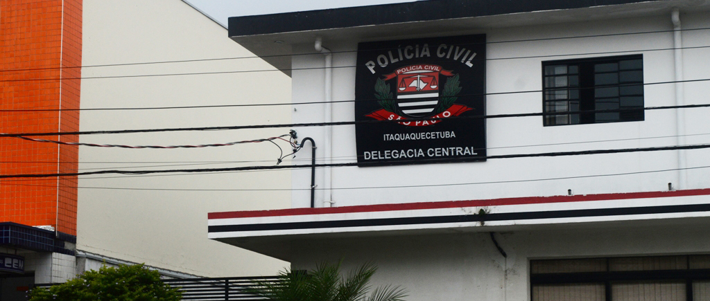 Caso está sendo registrado na Delegacia Central de Itaquá
