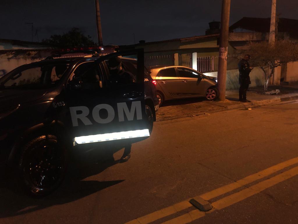 GCM recupera carro roubado no Jardim Saúde