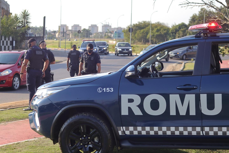 GCM combate tráfico de drogas no Parque Maria Helena