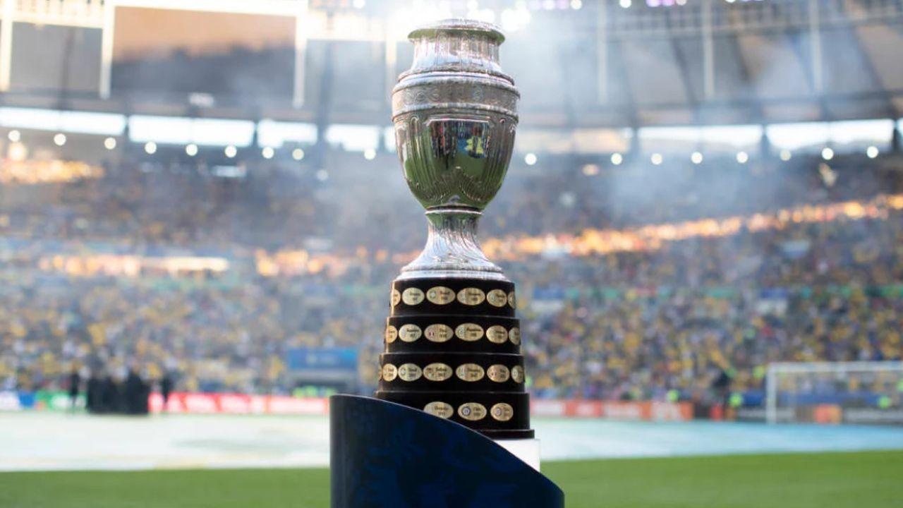 Brasil vai sediar Copa América 2021