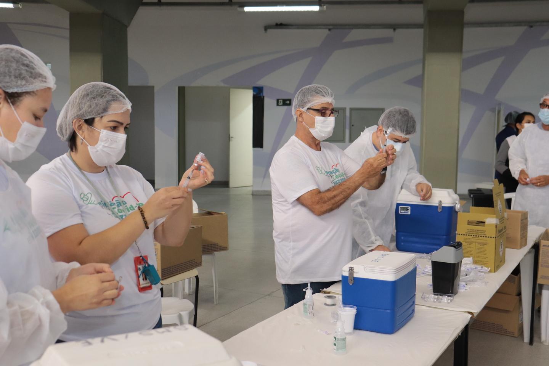 Após pedido do Alto Tietê, Estado envia 45.680 novas doses contra a Covid-19