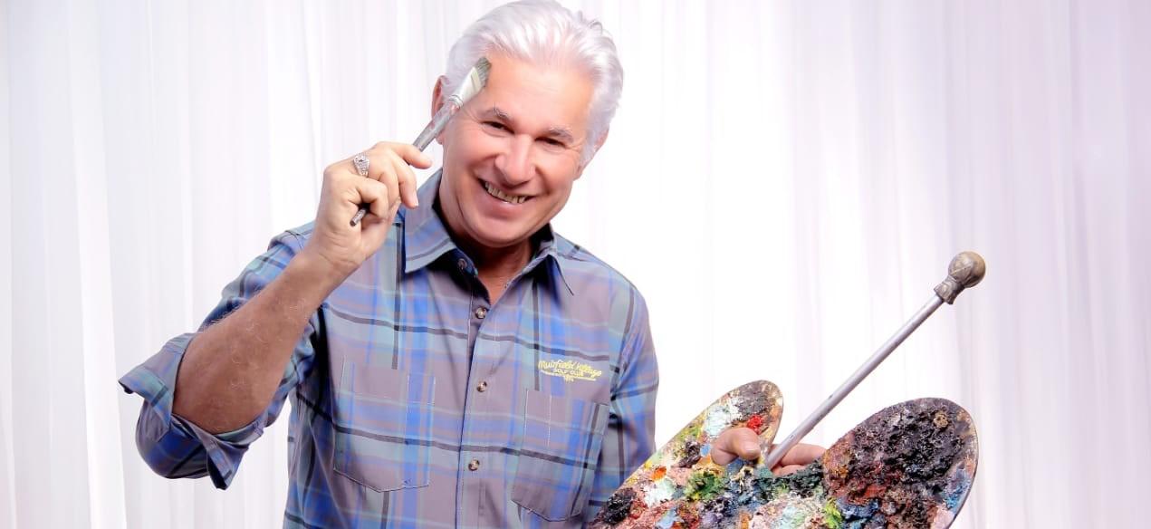 Entre eles está o artista Pedro Neves