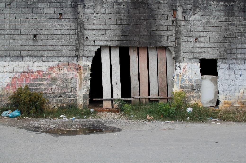Corpo foi encontrado dentro de uma construção abandonada em Itaquá