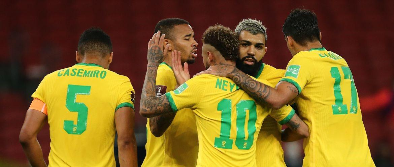 Brasil enfrenta Paraguai fora de casa pelas Eliminatórias da Copa