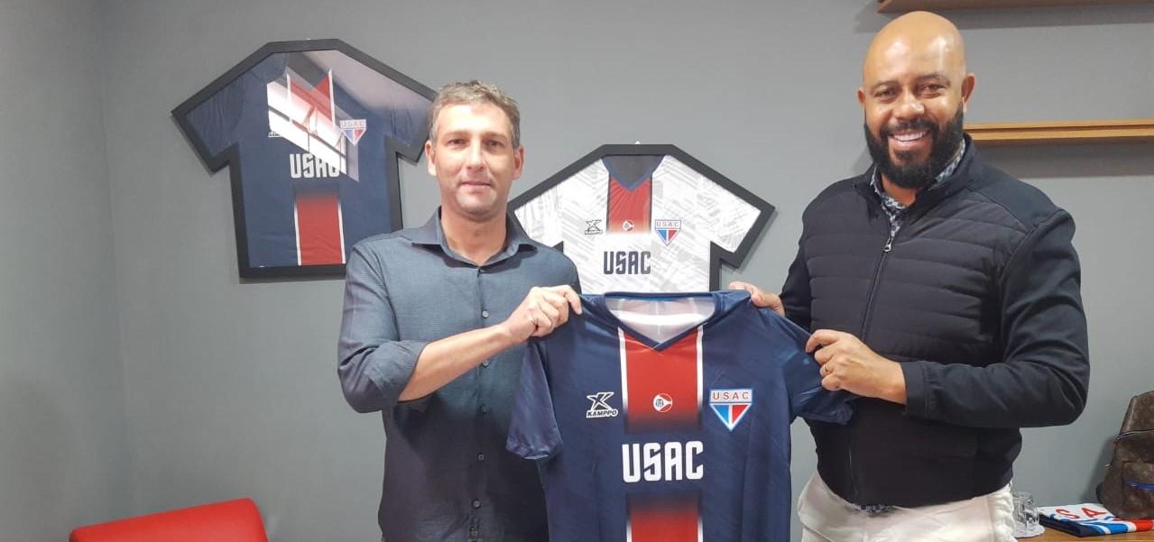 Usac anuncia Ricardo Costa como novo técnico para disputar a 2ª Divisão do Paulista
