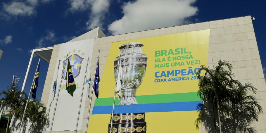 Segundo ele, o encontro está marcado para as 13 horas na sede da CBF, no Rio de Janeiro