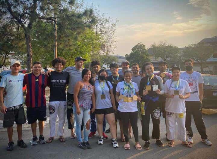 Atletas de Suzano conquistam 17 pódios no Campeonato Paulista de Jiu-Jitsu
