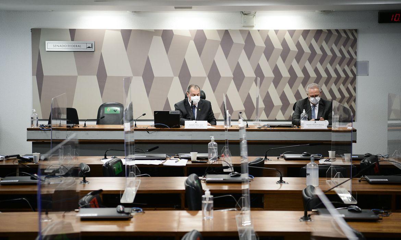 CPI muda depoente e se prepara para apreciação do relatório final