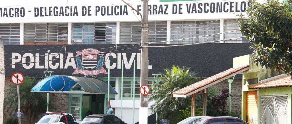 Caso foi registrado na Delegacia Central de Ferraz