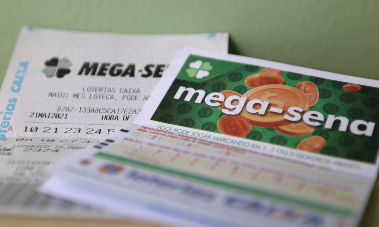 Apostas podem ser feitas até as 19h (horário de Brasília) em qualquer lotérica do país ou pela internet,