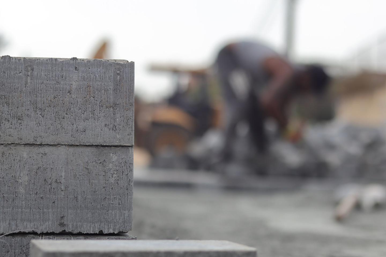 Obras de pavimentação avançam em Suzano