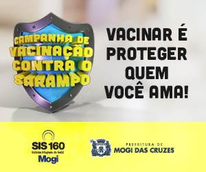PMMC  VACINAÇÃO - SARAMPO