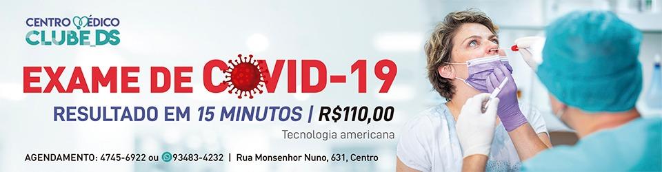 CENTRO MÉDICO CLUBE DS  - TOPO