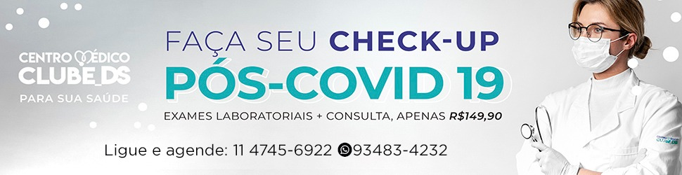 CHECK UP - PÓS COVID