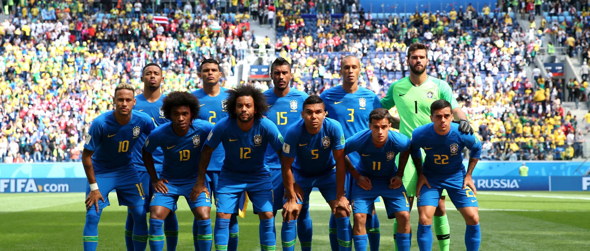 9484bcd425186 Brasil joga às 15 horas de hoje (27) contra a Sérvia. Um empate já garante  a classificação