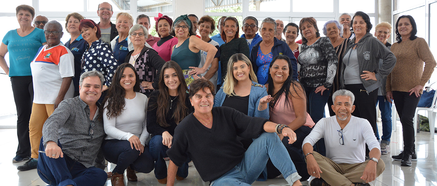No início deste mês, começaram os ensaios para a escolha da Miss e Mister Melhor Idade/2019, evento do Fundo de Solidariedade e Secretaria de Assistência e Desenvolvimento Social