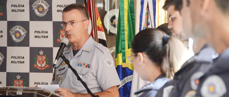 Informações foram passadas pelo comandante do Policiamento de Área Metropolitana (CPAM-12), coronel Wagner Tadeu Silva Prado