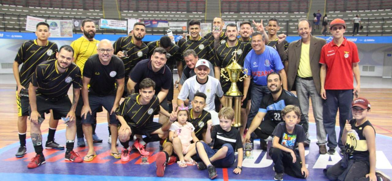 95 Import vence a Marabraz nos pênaltis e conquista a Copa Comércio de Futsal