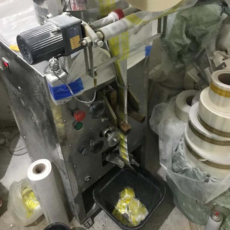 Local era usado como laboratório e possuía produção automatizada para a confecção de porções da substância
