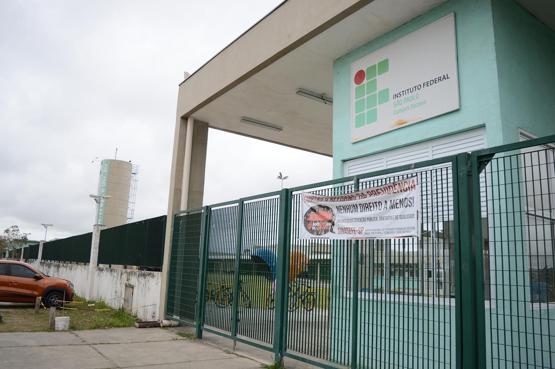Desde maio o câmpus Suzano do Instituto Federal de São Paulo (IFSP) já distribuiu 900 cestas básicas para os estudantes da instituição