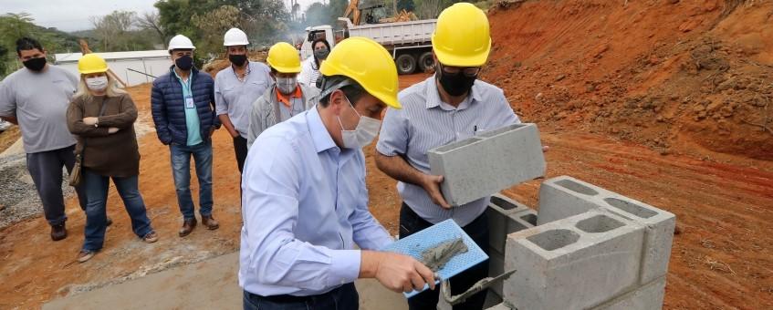 Prefeitura de Mogi inicia projeto para construir creche com capacidade para 200 alunos; projeto está orçado em R$ 2,7 milhões