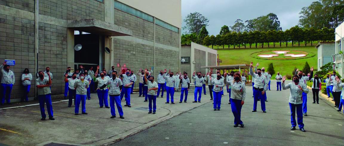 Assembleia foi realizada na Mitutoyo e definiu uma série de medidas que serão adotadas em defesa dos trabalhadores