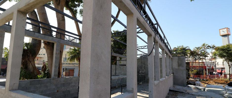 Obras têm investimento de R$ 3,9 milhões